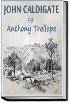 John Caldigate by Anthony Trollope
