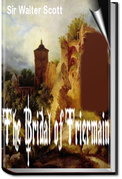 The Bridal of Triermain by Sir Walter Scott