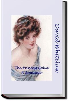 The Princess Galva by David Whitelaw