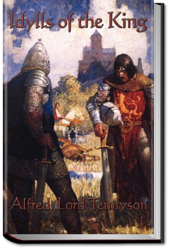 a plots review of alfred tennysons poem the idylls of the king Alfred tennyson, 1st baron tennyson  in the summer of 1859 the first series of idylls of the king  canon rawnsley's memories of the tennysons (1900) alfred.