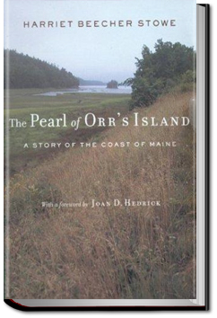 The Pearl of Orr's Island by Harriet Beecher Stowe