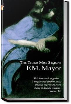 The Third Miss Symons by F. M. Mayor