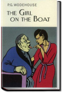 The Girl on the Boat by P. G. Wodehouse
