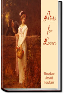 Hints for Lovers by T. Arnold Haultain