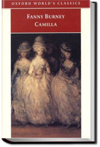 Camilla by Fanny Burney