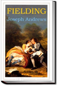 Joseph Andrews, Volume 2 by Henry Fielding