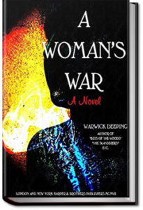 A Woman's War by Warwick Deeping